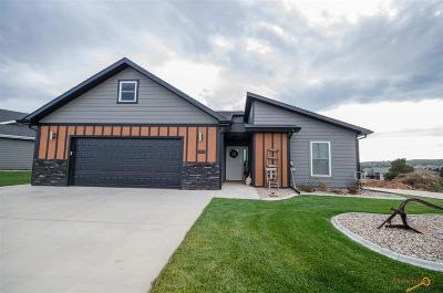 Rapid City Single Family Home For Sale: 4565 Lahinch St