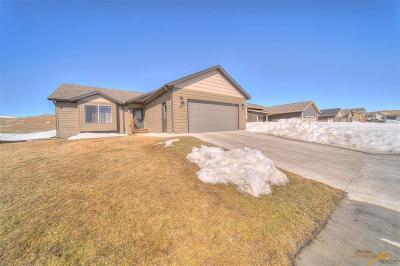 Rapid City Single Family Home For Sale: 136 Melano St