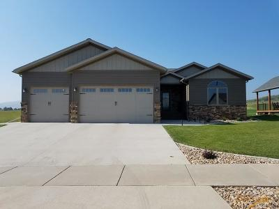 Spearfish Single Family Home For Sale: 8111 Brooks Loop