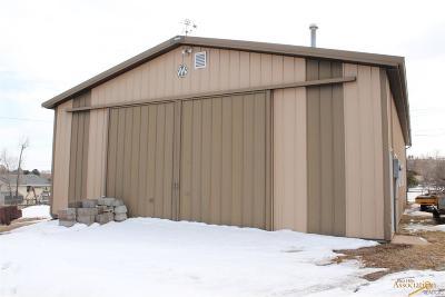 Rapid City, Box Elder, Piedmont, Black Hawk, Hermosa, Summerset, New Underwood Commercial U/C Contingency: 5513 Pine