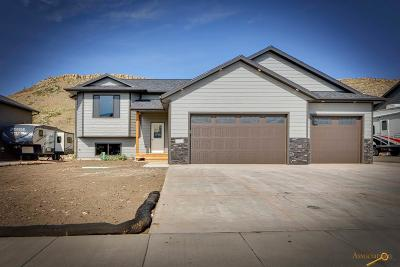 Single Family Home For Sale: 511 Bull Run Dr