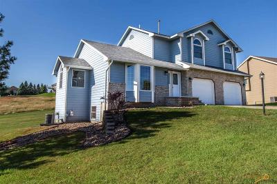 Rapid City Single Family Home For Sale: 5401 Barberry Ct