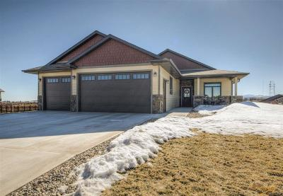 Rapid City Single Family Home U/C Contingency: 1621 Tablerock Rd
