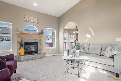 Rapid City Single Family Home U/C Contingency: 6517 Sahalee Ct