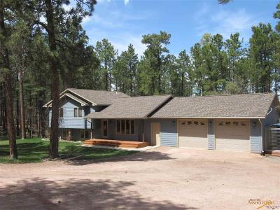 Black Hawk Single Family Home U/C Contingency: 10009 S High Meadows Dr