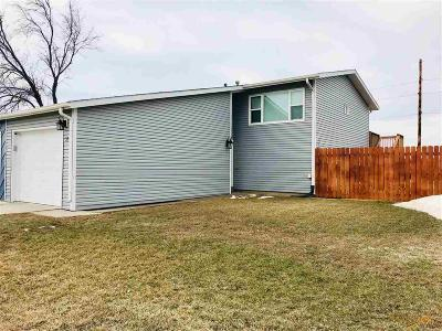 Rapid City Condo/Townhouse For Sale: 521 Ennen Dr