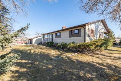 Black Hawk Single Family Home For Sale: 7100 Sunrise Ln