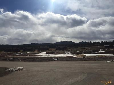Sturgis Residential Lots & Land For Sale: Lot 6 Reunion Ridge