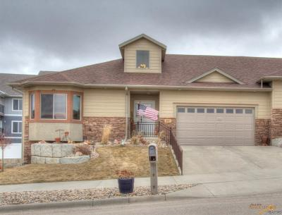 Rapid City Condo/Townhouse For Sale: 247 Enchantment Rd
