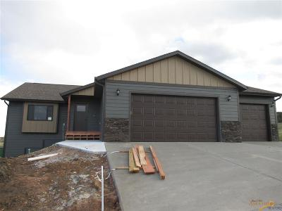 Rapid City Single Family Home For Sale: 4628 Coal Bank Dr