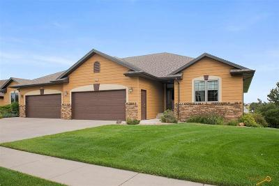 Rapid City Condo/Townhouse For Sale: 6820 Muirfield Dr