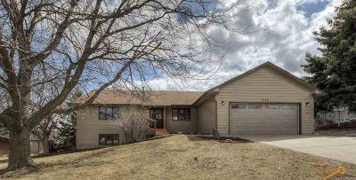Rapid City Single Family Home For Sale: 535 Texas