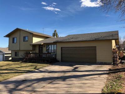 Black Hawk Single Family Home U/C Contingency: 6313 Mountain Meadow Rd