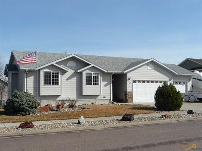 Rapid City Single Family Home For Sale: 620 Field View Dr