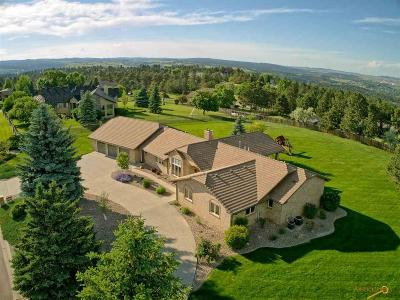 Rapid City Single Family Home For Sale: 4930 Carriage Hills Dr