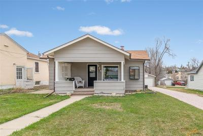 Rapid City Single Family Home For Sale: 624 Franklin