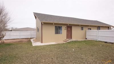 Black Hawk Multi Family Home U/C Contingency: 5400 Cedar Dr