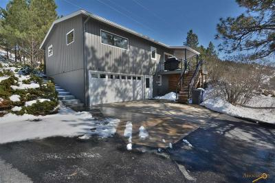 Rapid City Single Family Home For Sale: 2216 Cerro Ct