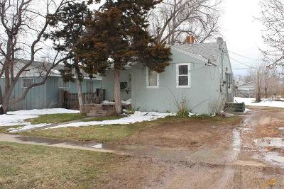 Single Family Home For Sale: 707 N Maple