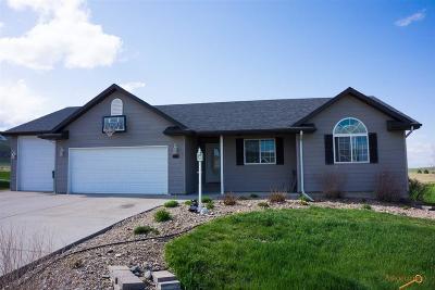 Rapid City Single Family Home For Sale: 2348 Ambush Ranch Rd