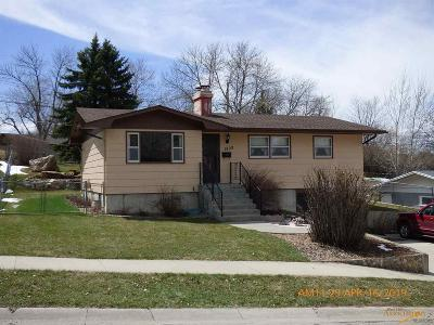 Rapid City Single Family Home For Sale: 2109 Rio Dr