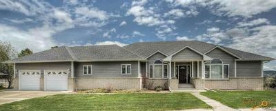 Rapid City Single Family Home For Sale: 4067 Valley West Drive
