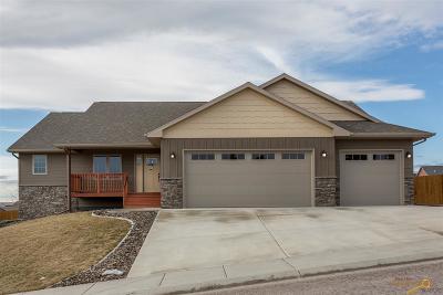 Rapid City Single Family Home For Sale: 603 Conestoga Ct