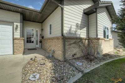 Rapid City Condo/Townhouse U/C Contingency: 3456 Willowbend Rd