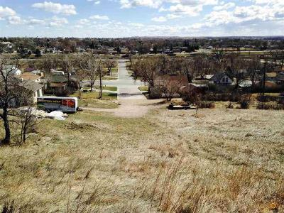 Rapid City SD Residential Lots & Land For Sale: $239,900