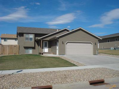 Rapid City SD Single Family Home For Sale: $227,900