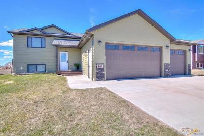 Box Elder SD Single Family Home For Sale: $314,900