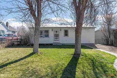 Single Family Home U/C Take Back Ups: 932 Lemmon Ave