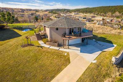 Rapid City Single Family Home For Sale: 4935 Springtree Ct