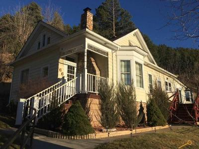 Deadwood Single Family Home For Sale: 66 Lincoln Ave
