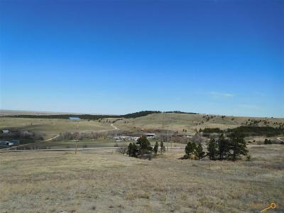Rapid City Residential Lots & Land For Sale: Tbd Erickson Ranch Rd