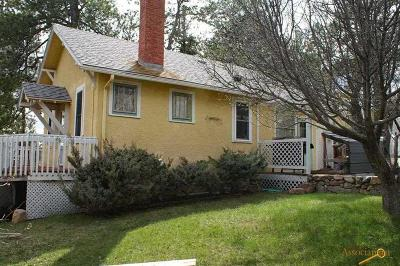 Hot Springs Single Family Home U/C Contingency: 846 Almond