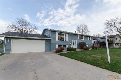 Rapid City Single Family Home U/C Contingency: 3120 Flint Dr