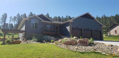 Rapid City Single Family Home U/C Contingency: 2584 Gold Creek Pl