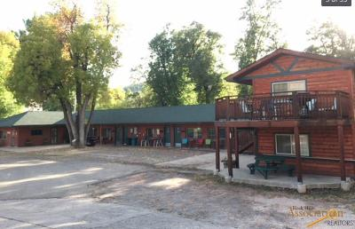 Spearfish Multi Family Home For Sale: 503 Spearfish Canyon