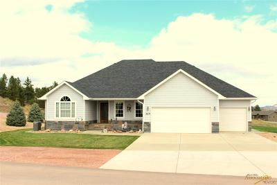 Hot Springs Single Family Home For Sale: 327 Meadowlark Dr