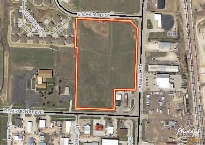 Rapid City Commercial Lots & Land For Sale: Tbd Cambell