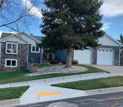 Rapid City Single Family Home For Sale: 457 Terracita Dr