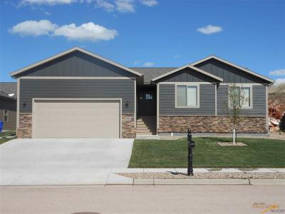 Rapid City Single Family Home For Sale: 5804 Harper Ct