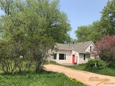 Single Family Home For Sale: 320 Lake St.