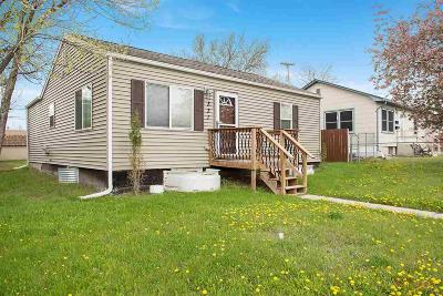 Rapid City Single Family Home For Sale: 331 St Patrick
