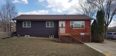 Rapid City Single Family Home For Sale: 310 N 39th