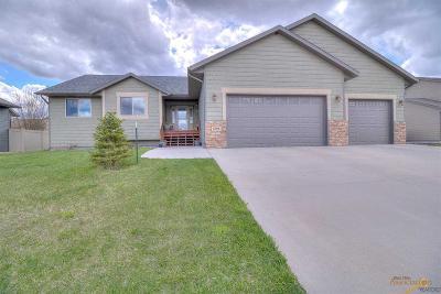 Rapid City Single Family Home For Sale: 6503 Seminole Ln