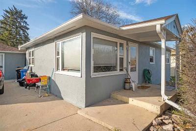 Single Family Home U/C Contingency: 3508 Jackson Blvd