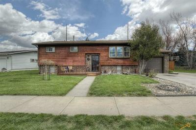 Rapid City Single Family Home For Sale: 2510 Hoefer Ave