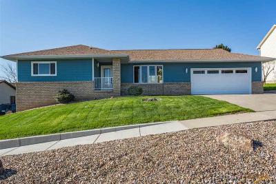 Rapid City Single Family Home For Sale: 331 Terracita Dr